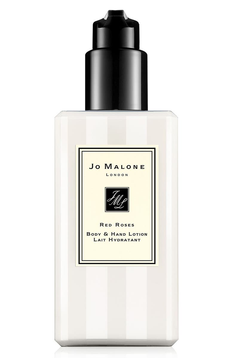 JO MALONE LONDON<SUP>™</SUP> Red Roses Body Lotion, Main, color, NO COLOR