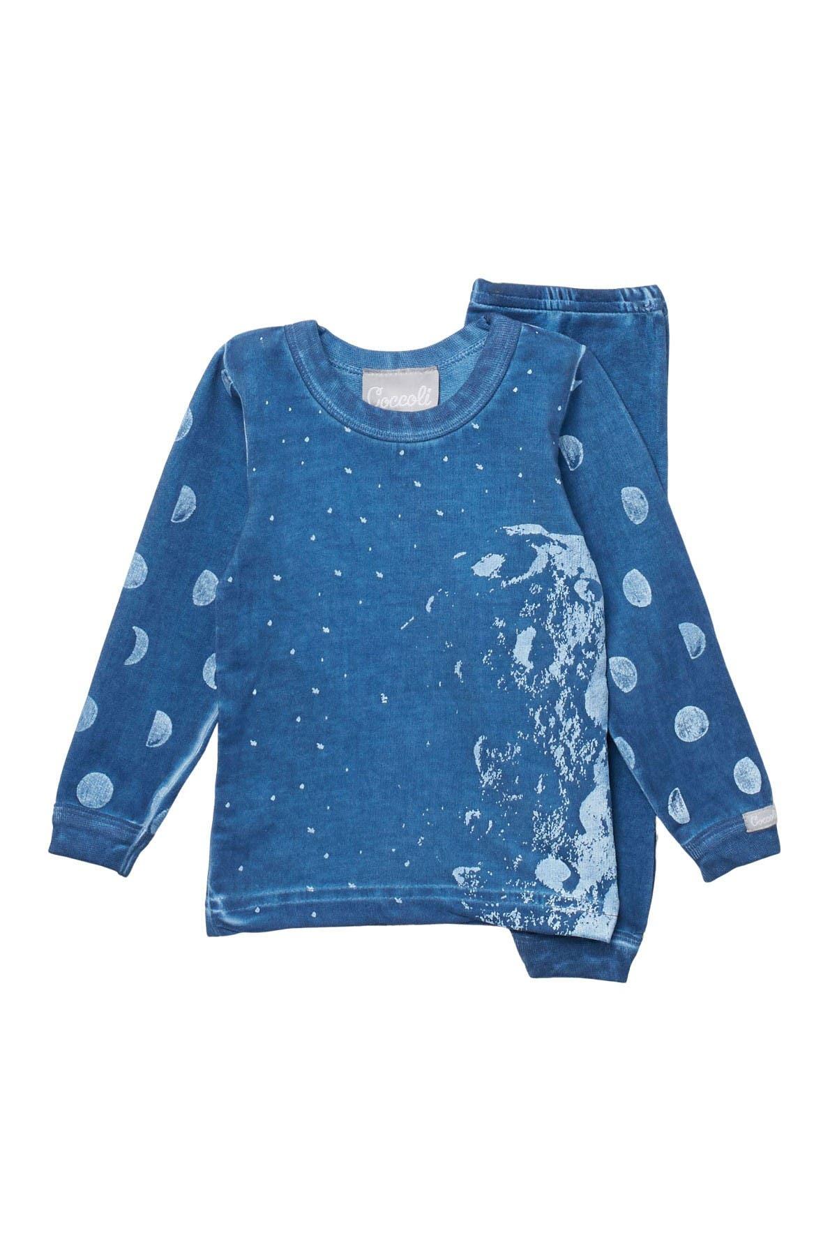 Image of Coccoli Top & Pants Pajama Set