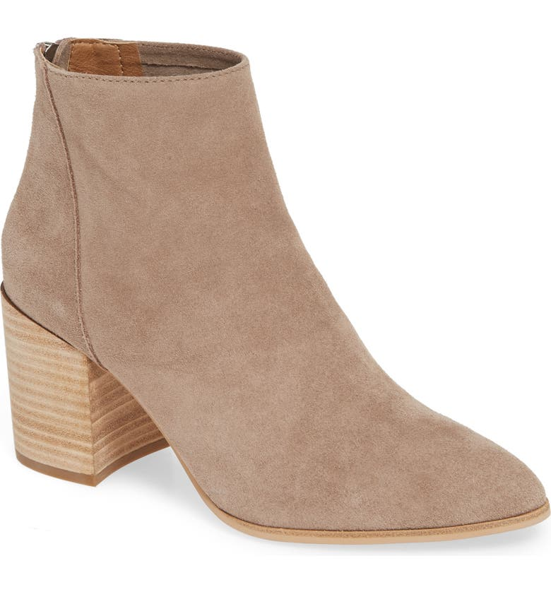 STEVE MADDEN Jillian Bootie, Main, color, TAUPE MULTI