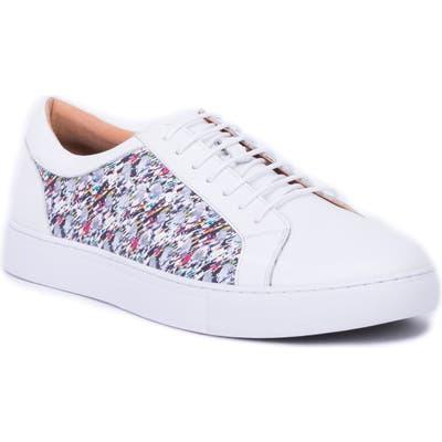Robert Graham Northcliff Sneaker, White