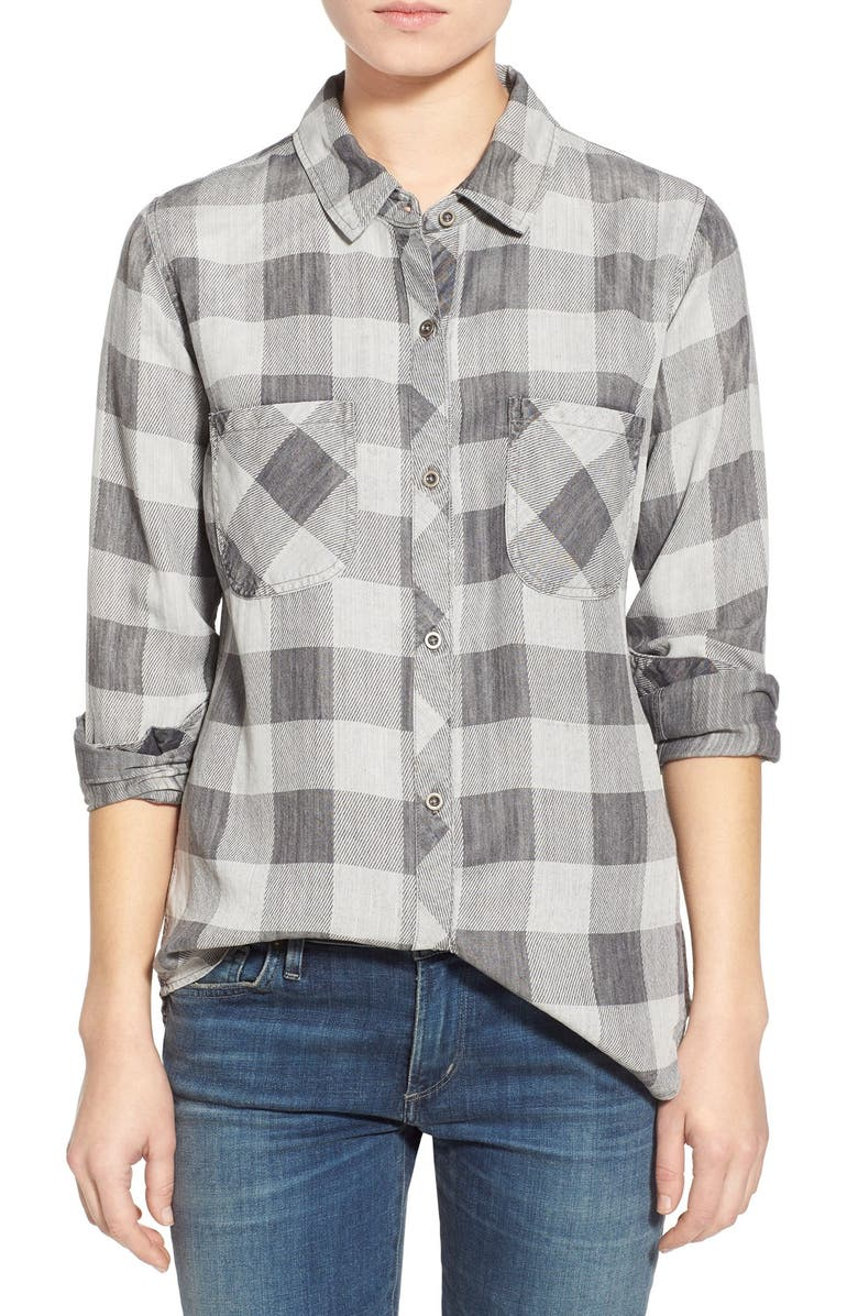 RAILS 'Carter' Buffalo Check Shirt, Main, color, 016
