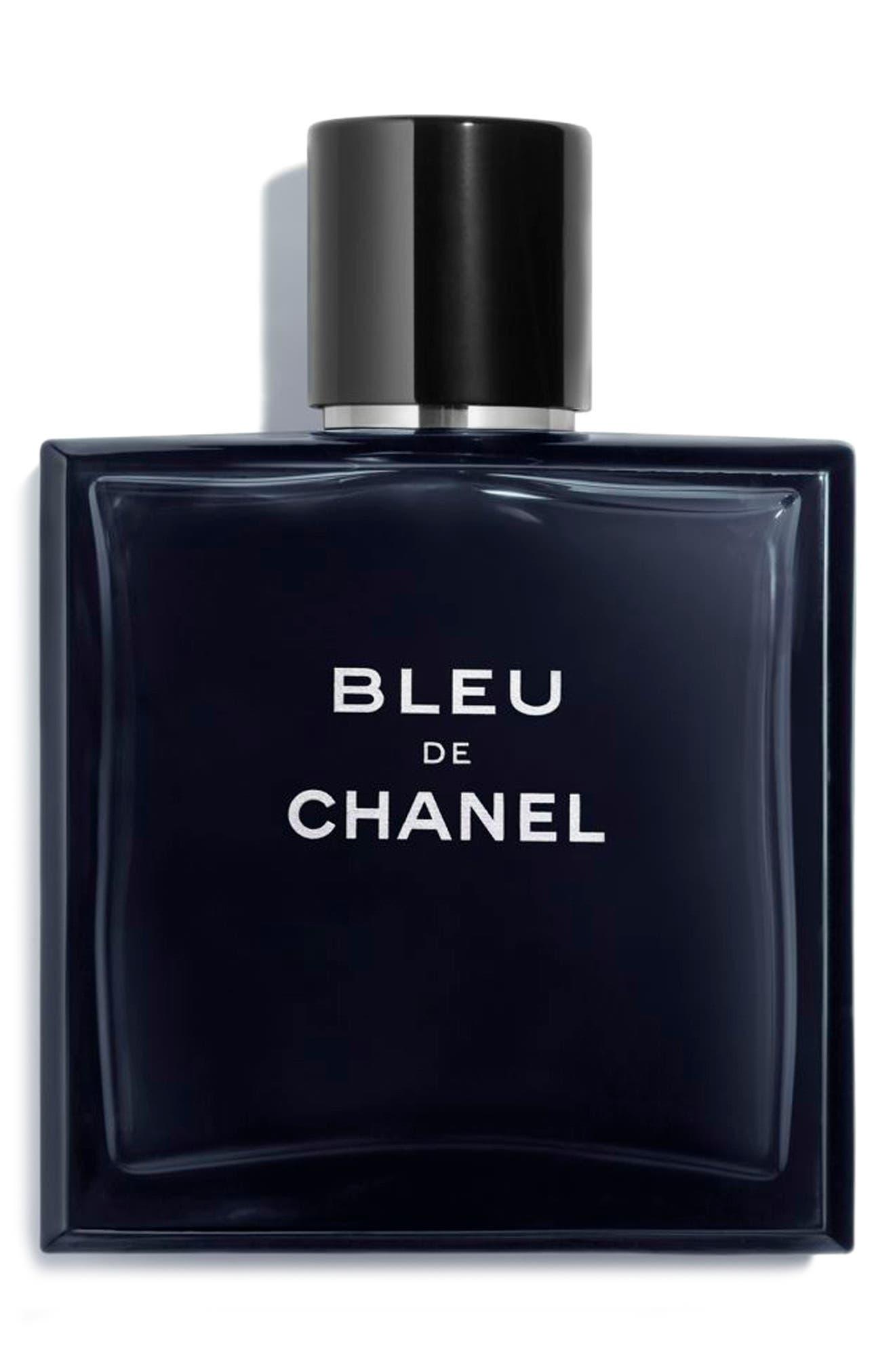 ,                             BLEU DE CHANEL Eau de Toilette Spray,                             Main thumbnail 1, color,                             NO COLOR