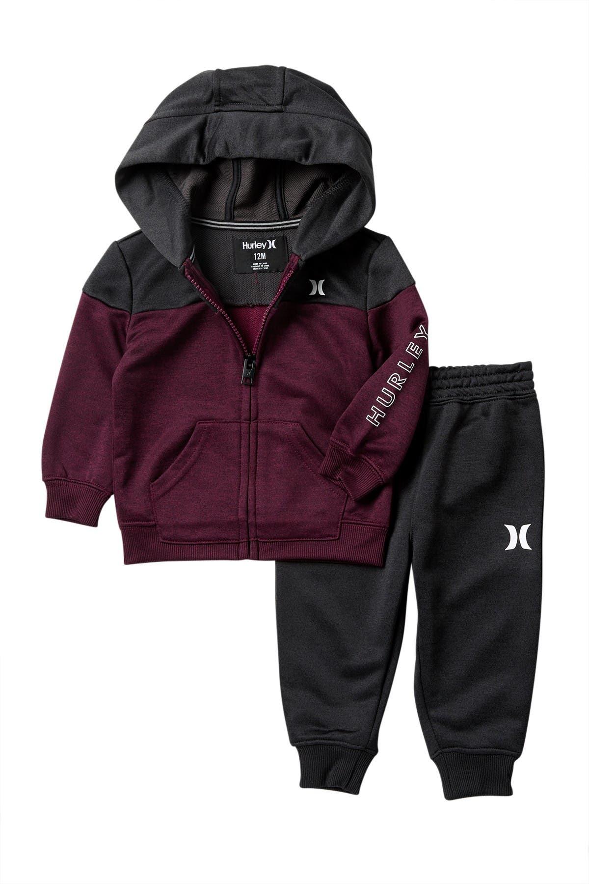 Image of Hurley Solar Jacket & Pants 2-Piece Set