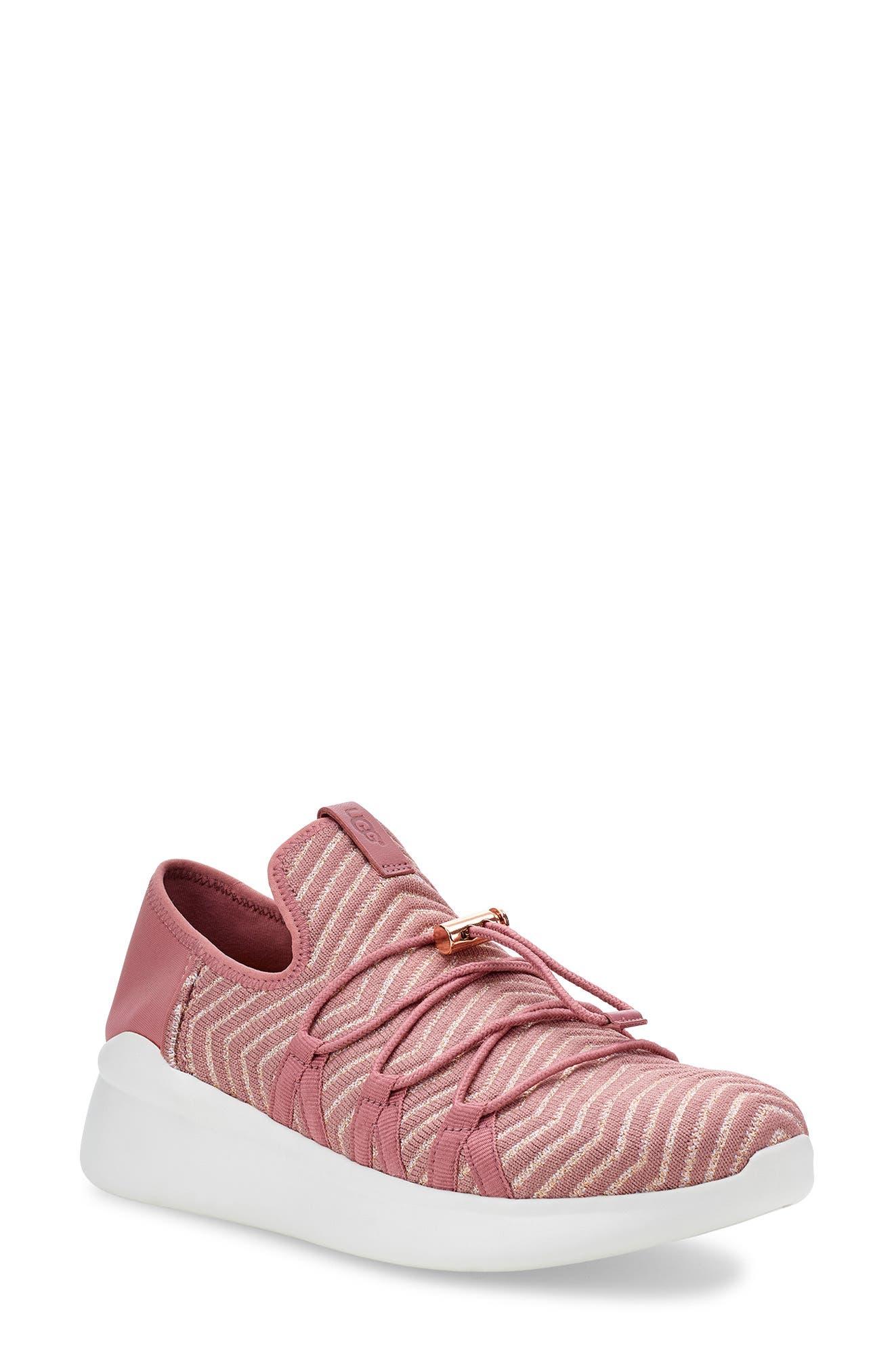 Ugg Kinney Platform Sneaker, Pink