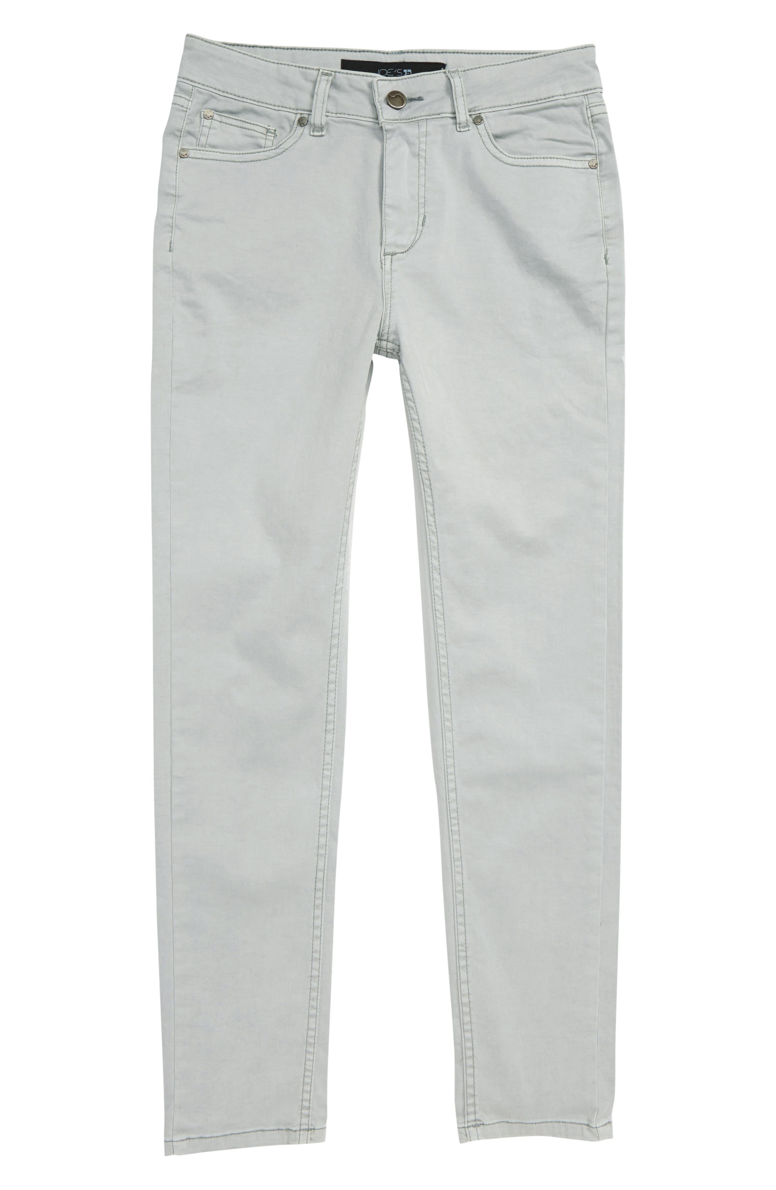 Brixton Straight Leg Stretch Jeans, Main, color, AQUA