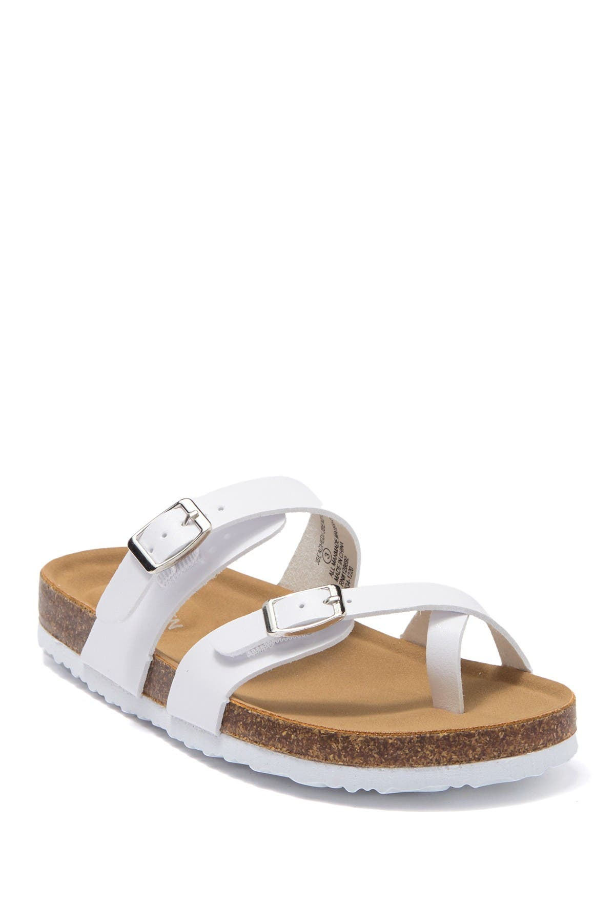 Image of Steve Madden Beached Slide Sandal
