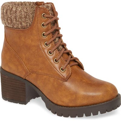Mia Brayden Bootie, Brown