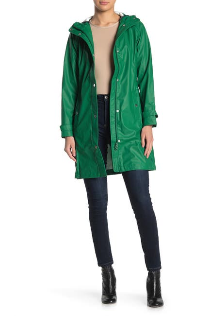 Image of Joules Quayside Hooded Rain Jacket