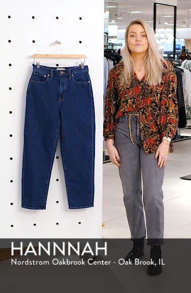 Tapered Leg Jeans, sales video thumbnail