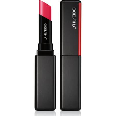 Shiseido Colorgel Lip Balm - 105 Poppy