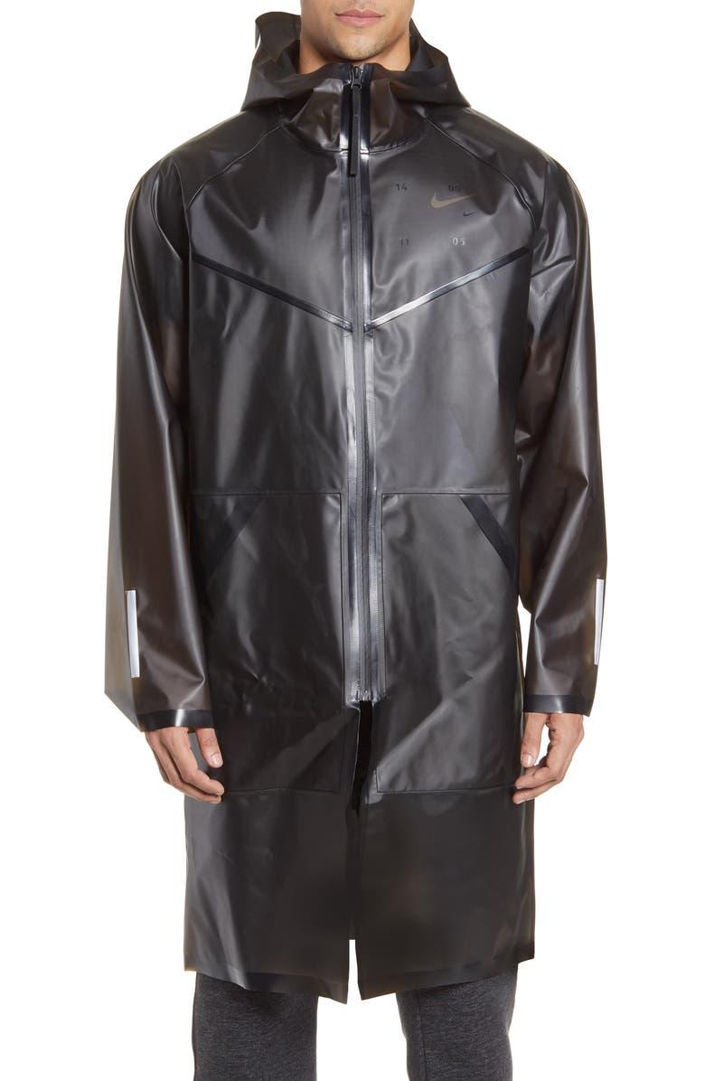 NIKE Sportswear Tech Pack Windrunner Jacket, Main, color, BLACK/ BLACK/ BLACK