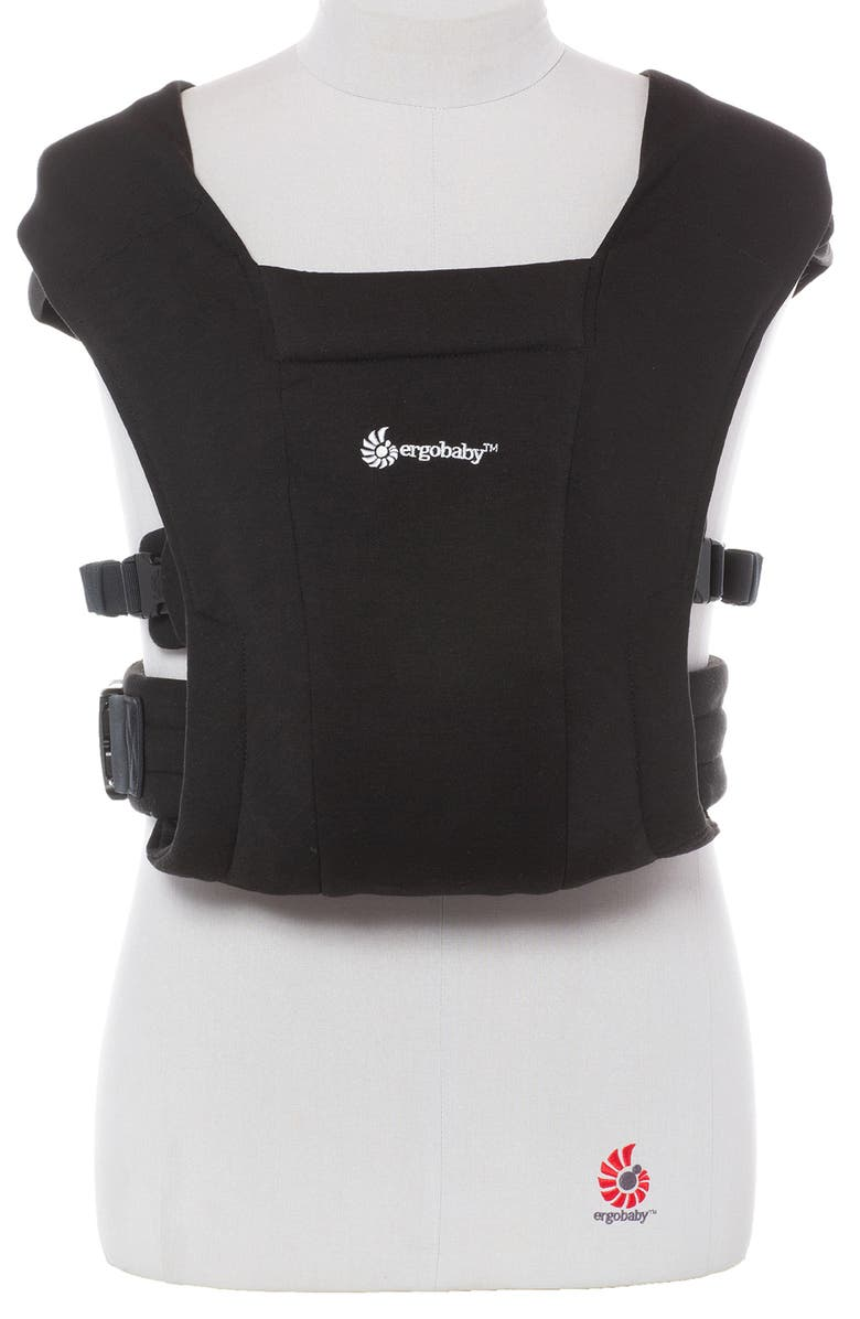 ERGOBABY Embrace Baby Carrier, Main, color, PURE BLACK