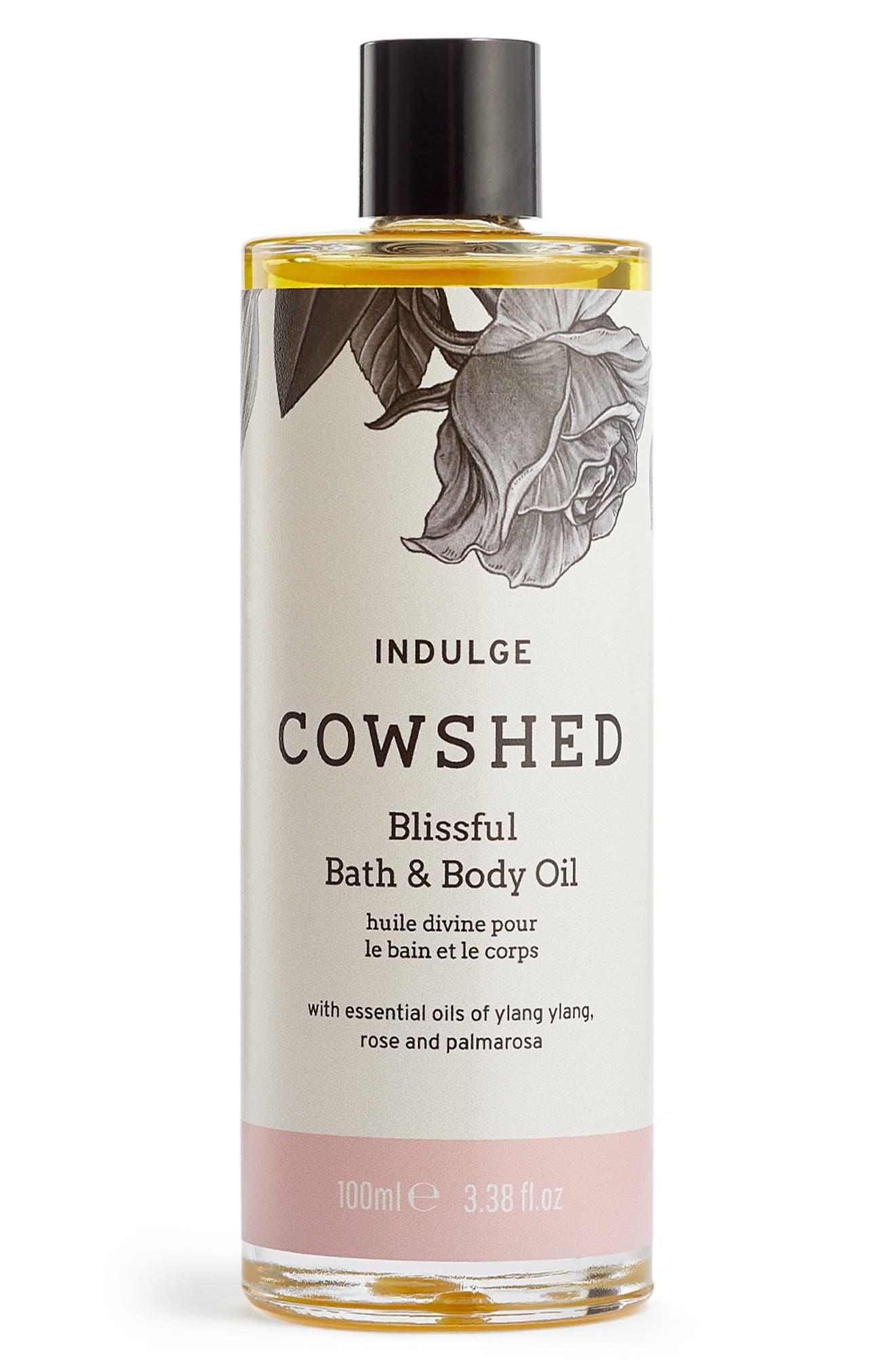Indulge Blissful Bath & Body Oil