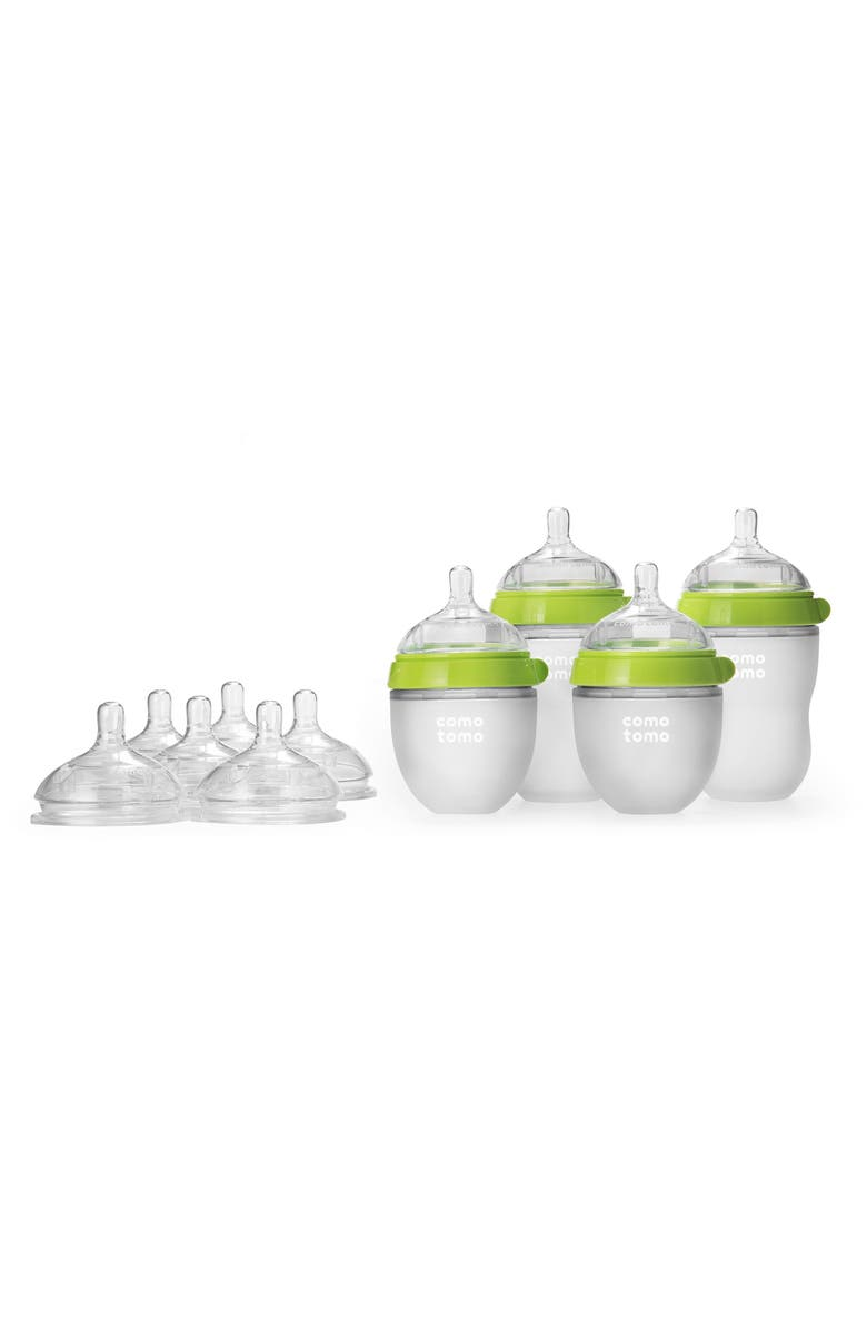 COMOTOMO Baby Bottle Bundle, Main, color, 300