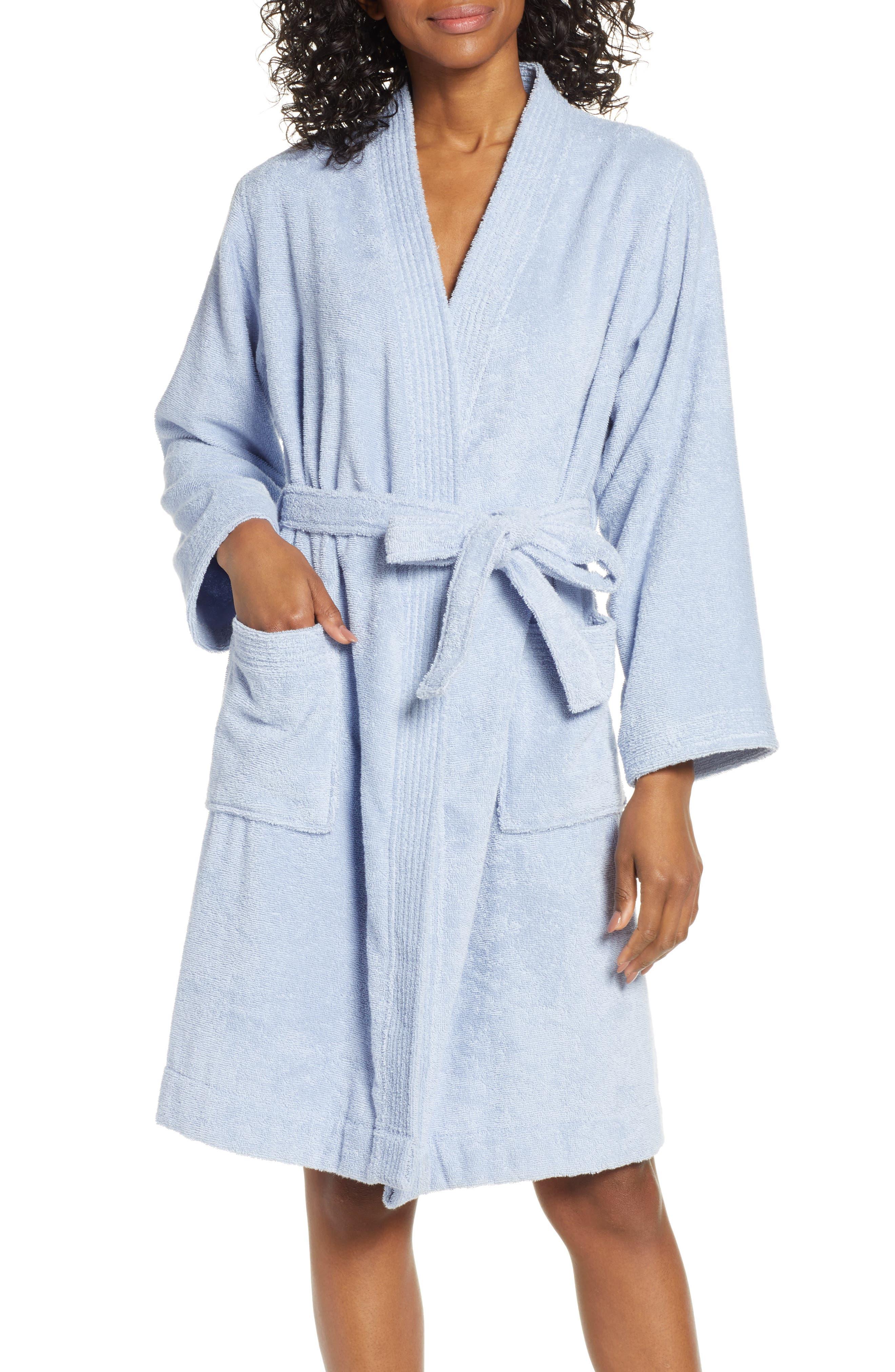UGG® Lorie Terry Short Robe (Regular & Plus Size) (Regular Retail Price: $88)