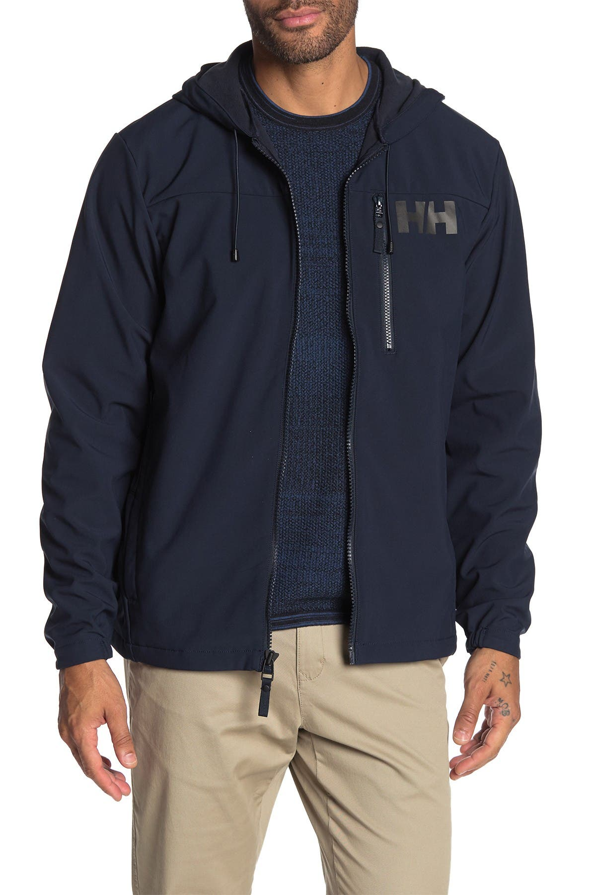 Image of Helly Hansen Active Soft Shell Jacket