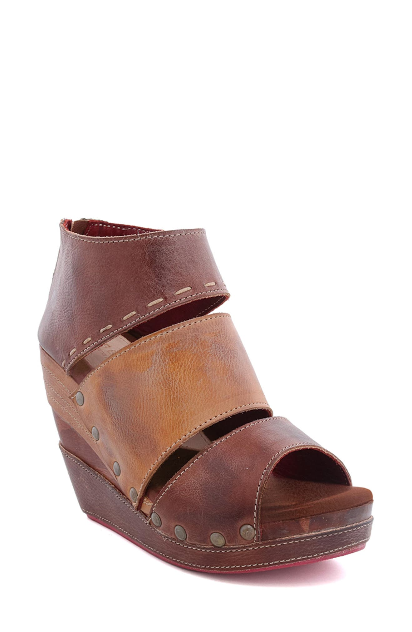 Jessie Wedge Sandal