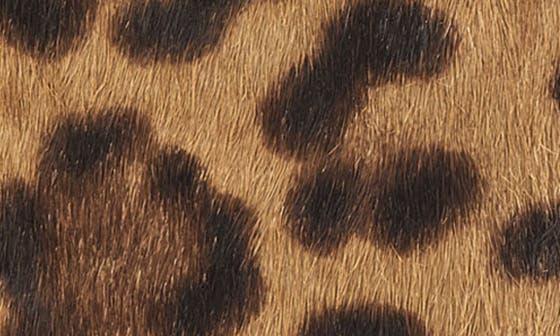BROWN MULTI CALF HAIR