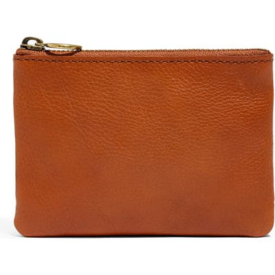 Madewell The Leather Pouch Wallet -