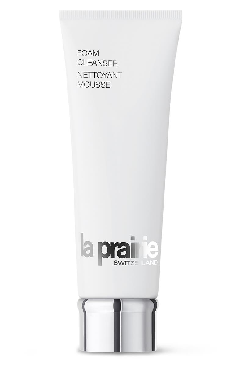 LA PRAIRIE Foam Cleanser, Main, color, NO COLOR