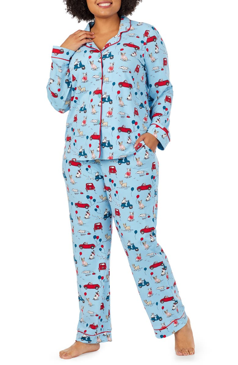 BEDHEAD Classic Pajamas, Main, color, MURRAYS DAY OUT