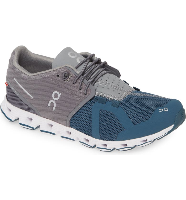 ON Cloud 50/50 Colorblock Running Shoe, Main, color, 035