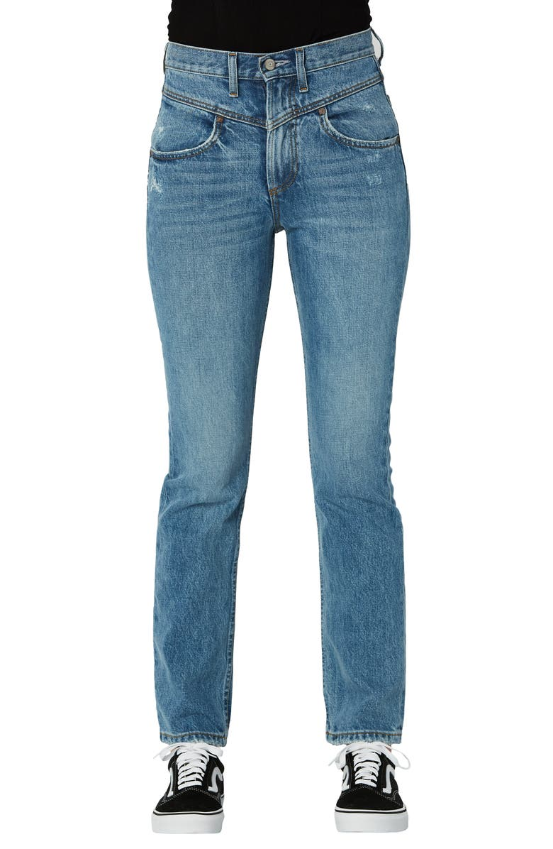 BOYISH JEANS The Roy High Waist Nonstretch Jeans, Main, color, 430