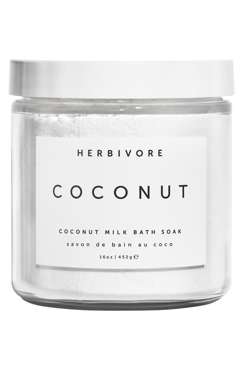 HERBIVORE BOTANICALS Coconut Soak, Main, color, NO COLOR