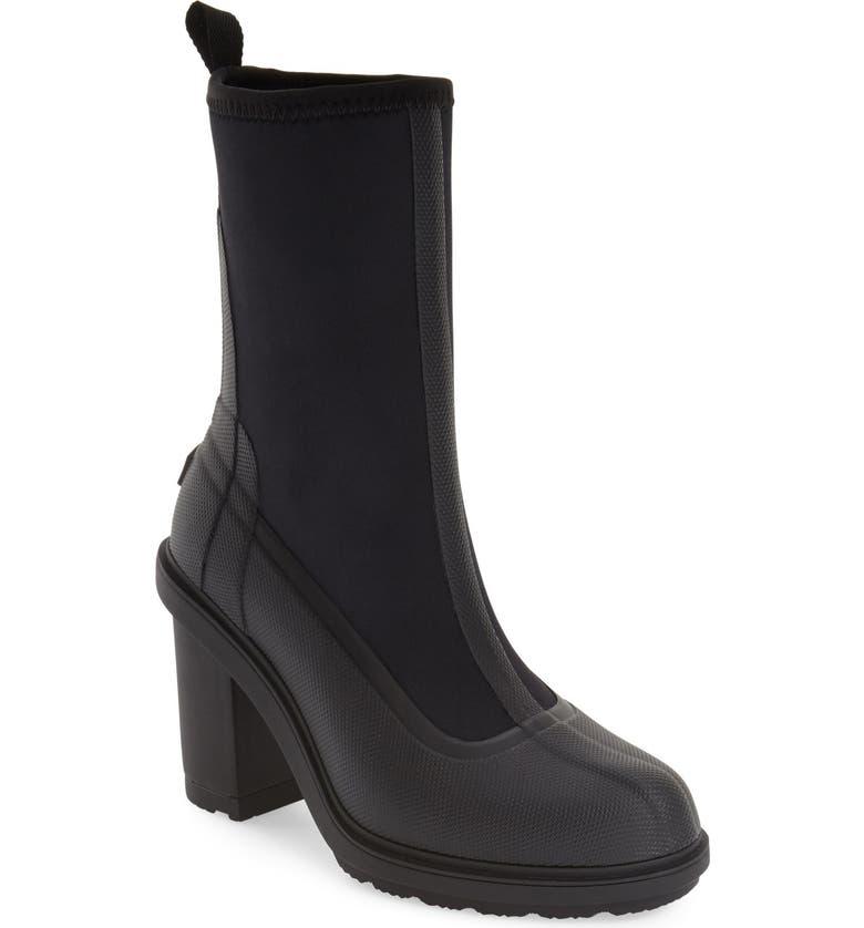 best sneakers 80c91 f0d7d Hunter 'Original - High Heel Sock' Rain Boot (Women) | Nordstrom