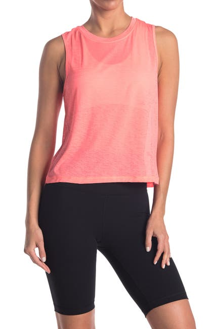 Image of 90 Degree By Reflex High/Low Muscle Tank
