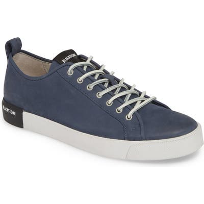 Blackstone Pm66 Low Top Sneaker, Blue