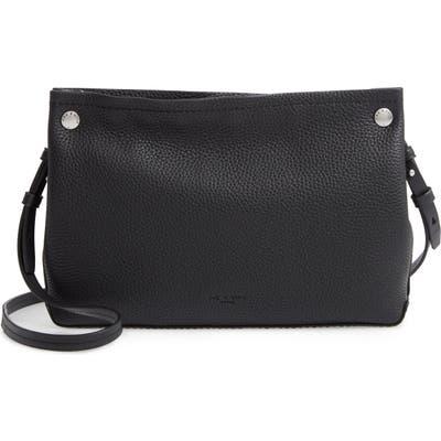 Rag & Bone Compass Leather Crossbody Bag - Black