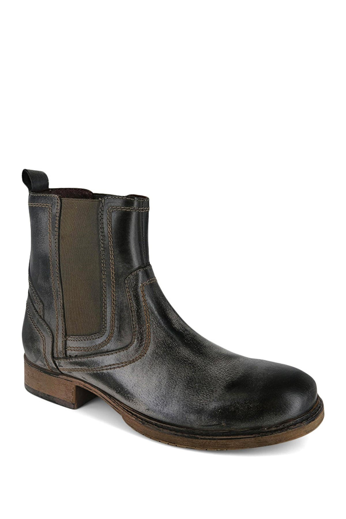 Image of Roan Leather Chelsea Boot
