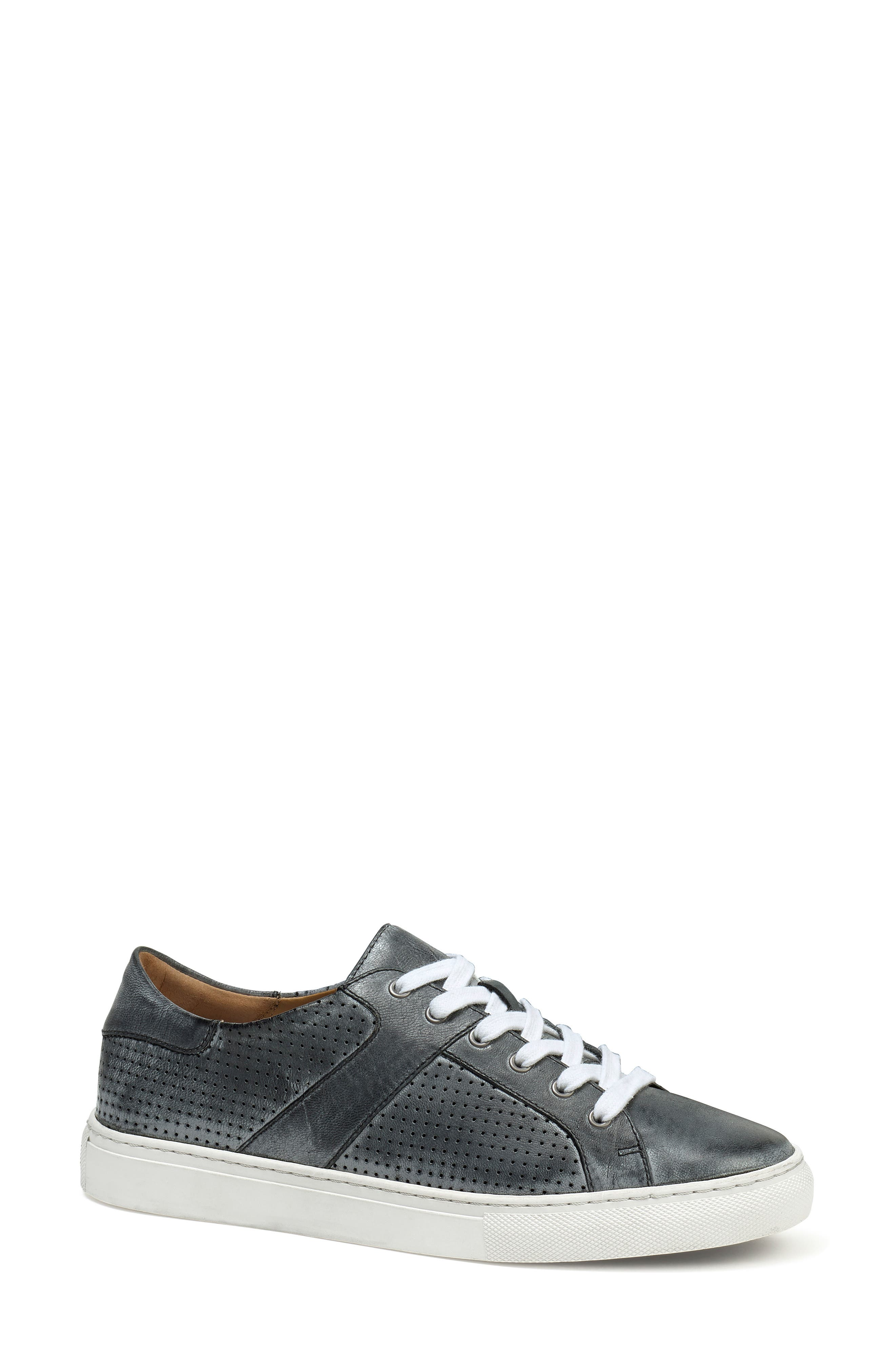Trask Lindsey Sneaker, Grey