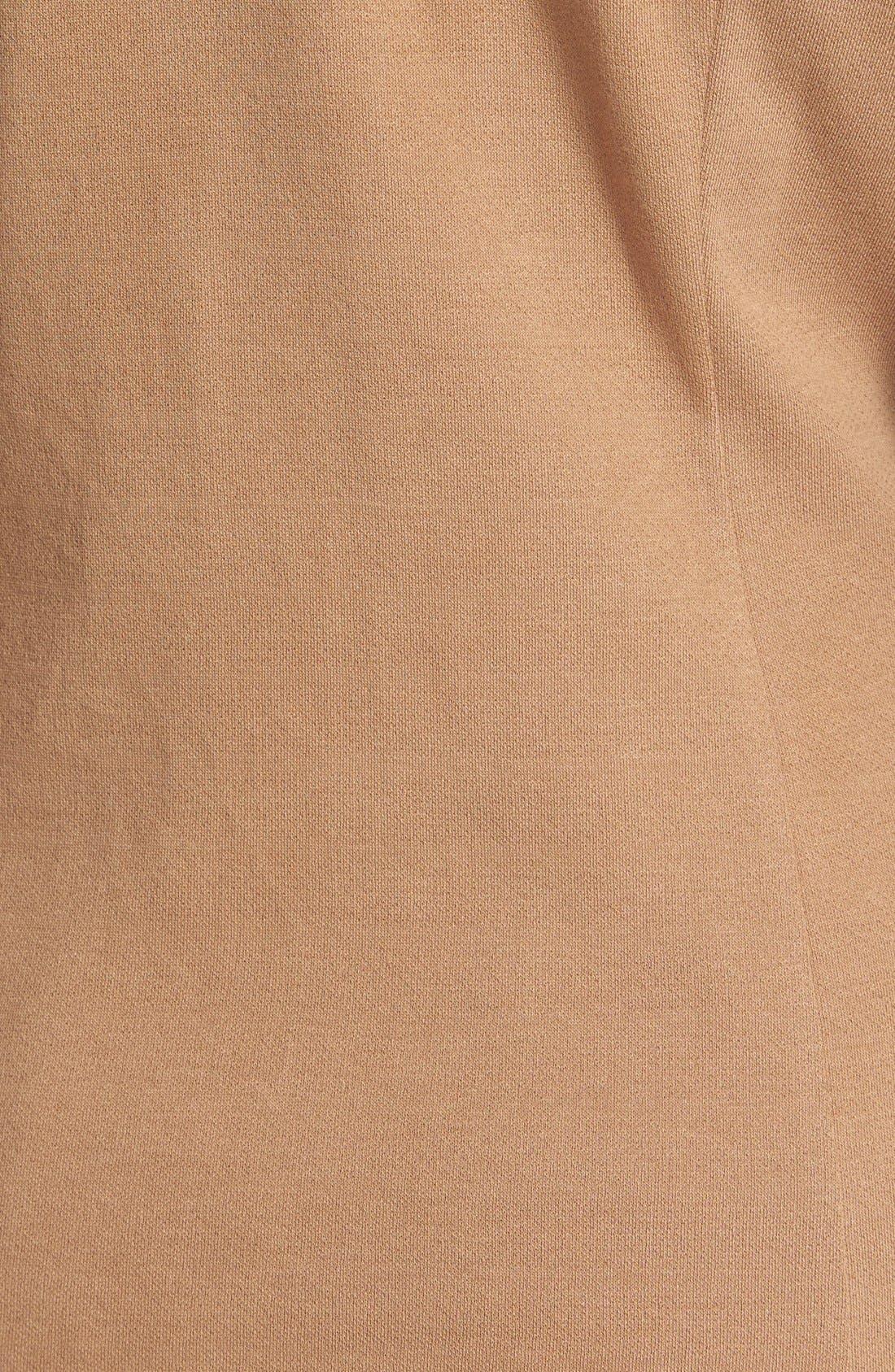 ,                             Roll Sleeve Knit Blazer,                             Alternate thumbnail 17, color,                             230