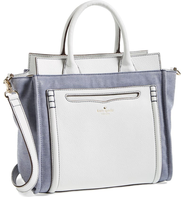 KATE SPADE NEW YORK 'claremont drive - marcella' tote, Main, color, 400