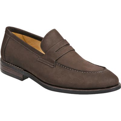 Sandro Moscoloni Antoine Penny Loafer - Brown