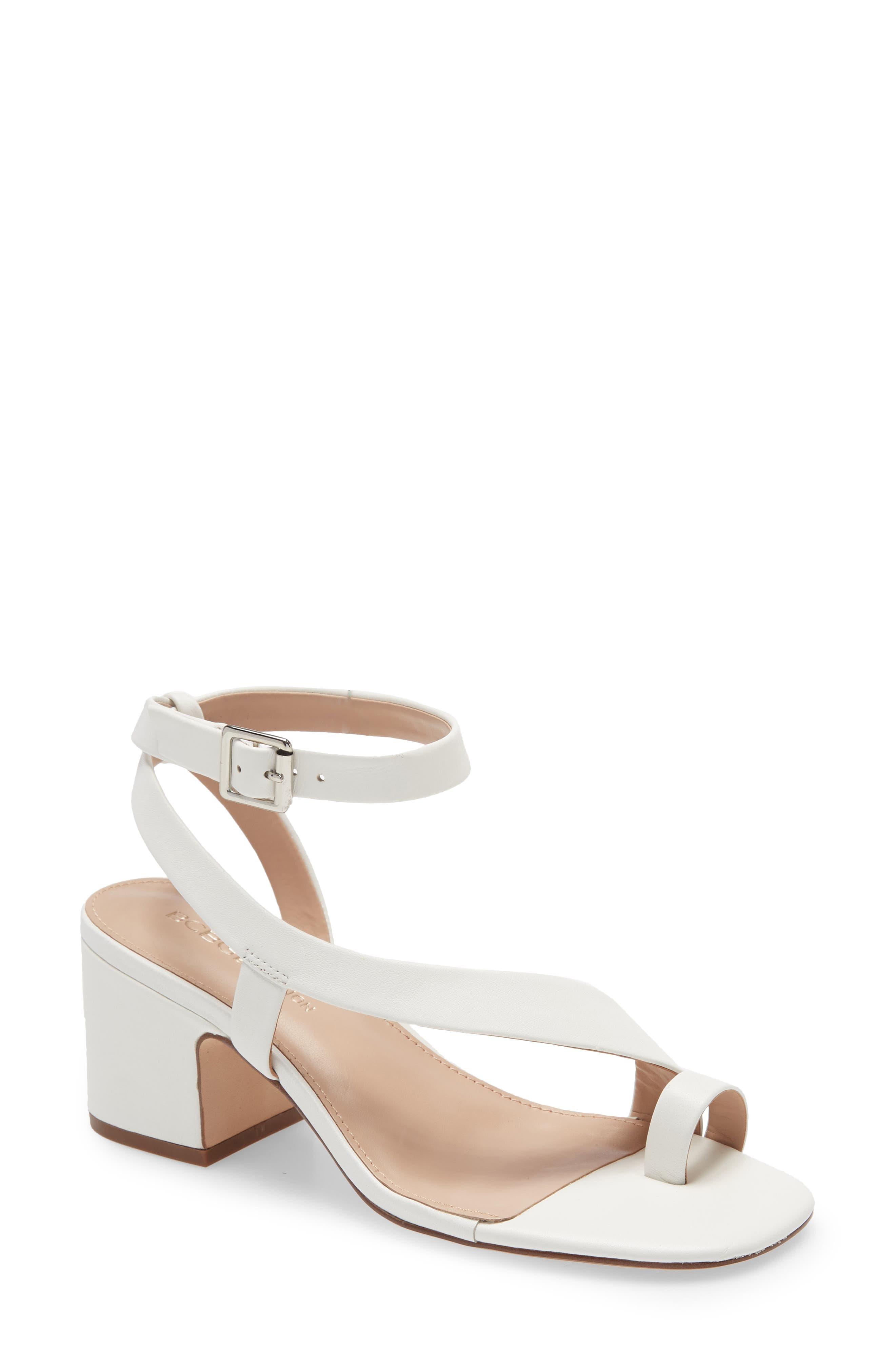 Danni Block Heel Sandal