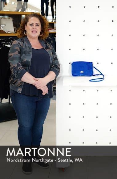 Velvet Crossbody Bag, sales video thumbnail