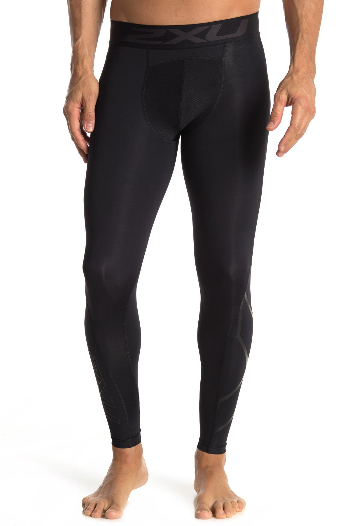 2xu Accelerate Compression Tights G2 In Blk/nro