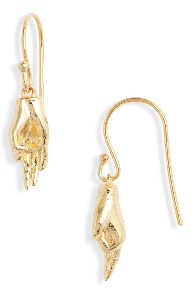 ARGENTO VIVO A-OK Drop Earrings, Main, color, 710