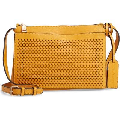 Sole Society Nicoh Faux Leather Crossbody Bag -