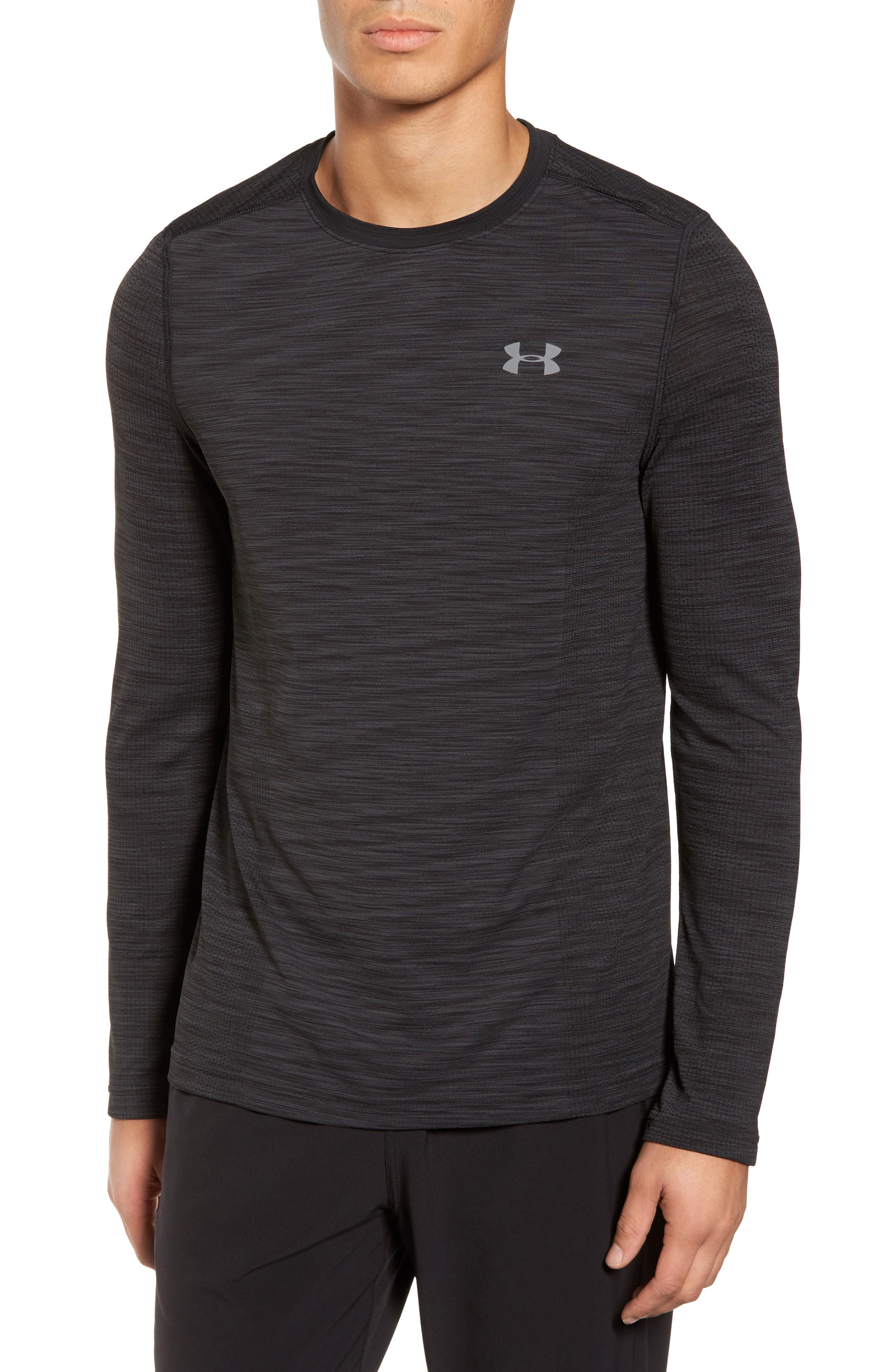 Image of Under Armour Threadborne Fitted Training T-Shirt