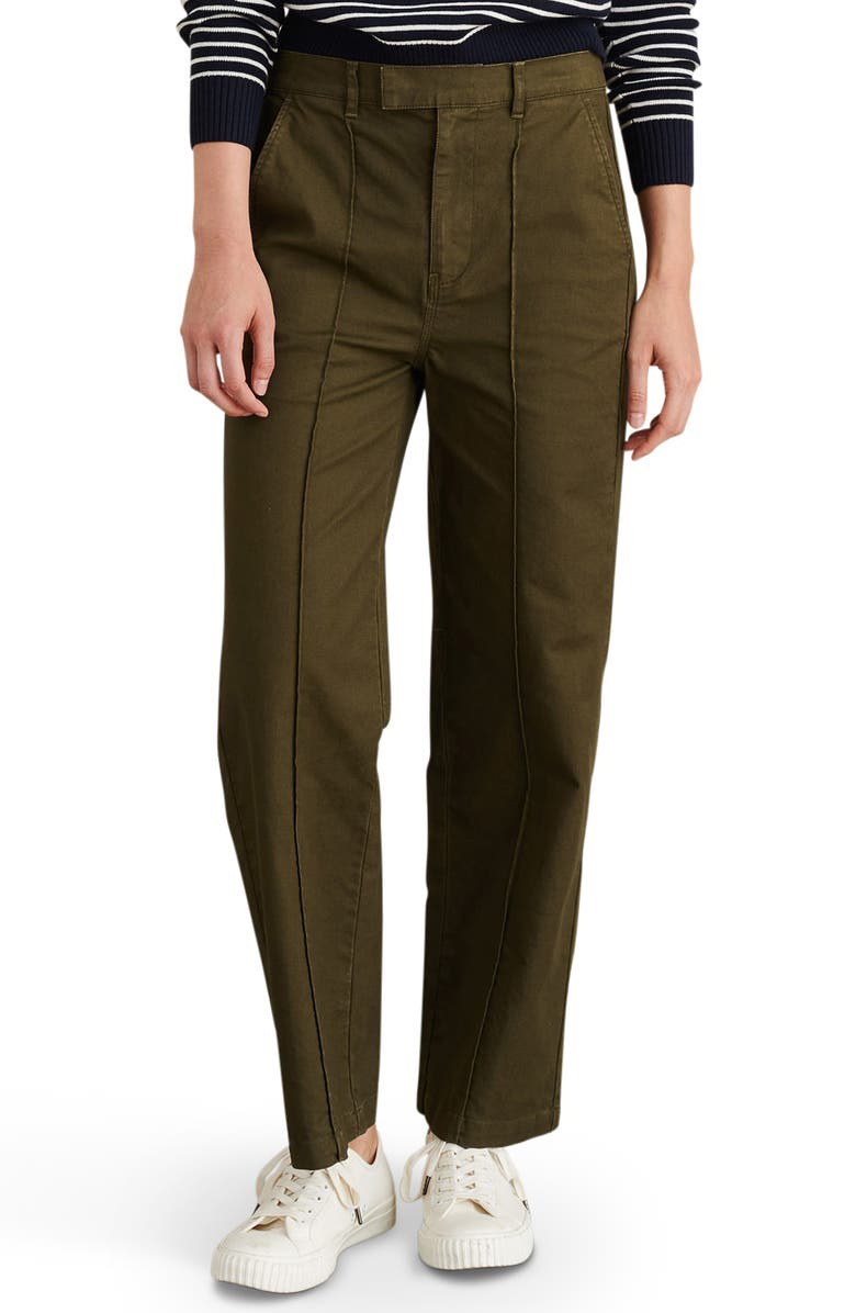 ALEX MILL Stretch Cotton Twill Trousers, Main, color, 303