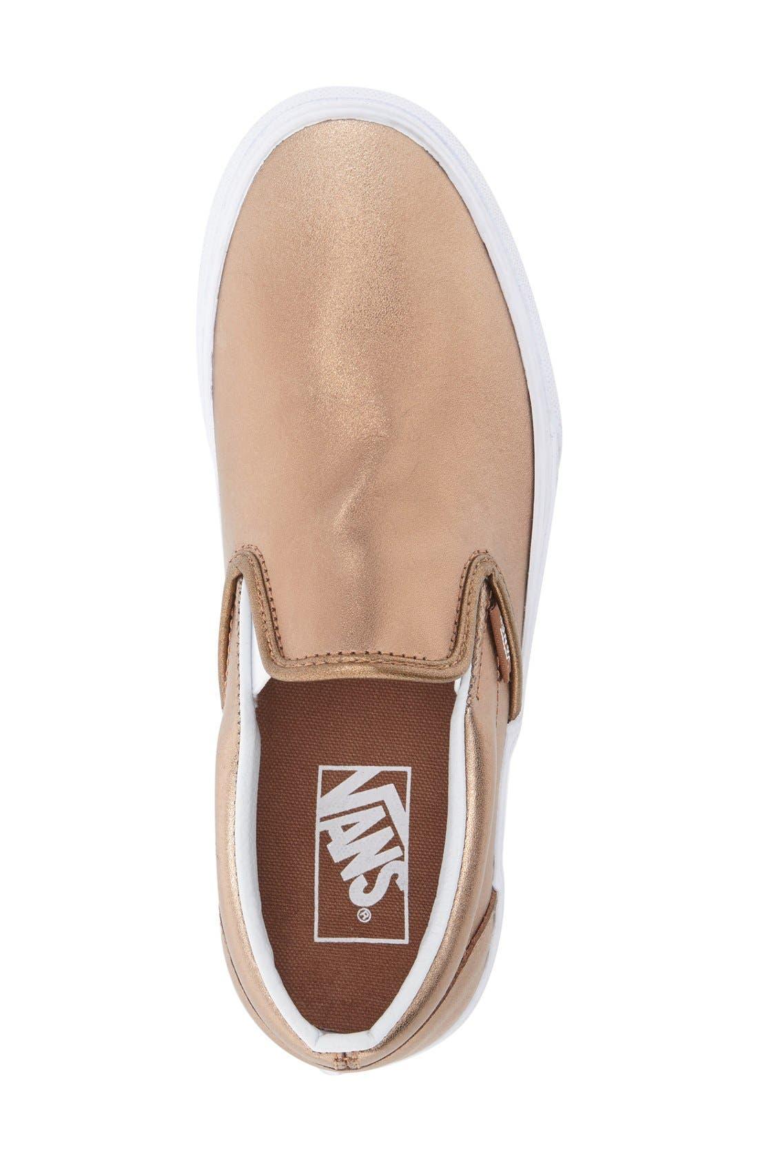 ,                             Classic Slip-On Sneaker,                             Alternate thumbnail 315, color,                             220