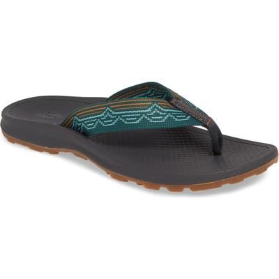 Chaco Playa Pro Web Flip Flop, Blue