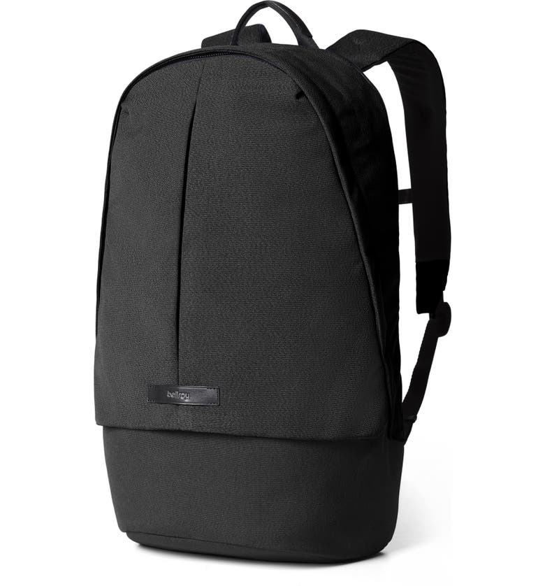 BELLROY Classic Plus Water Repellent Backpack, Main, color, BLACK