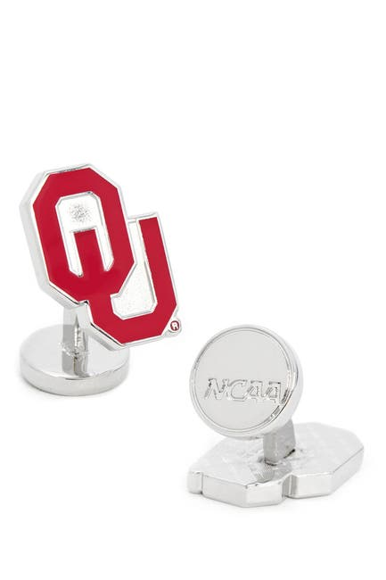 Image of Cufflinks Inc. Oklahoma University Sooners Cuff Links