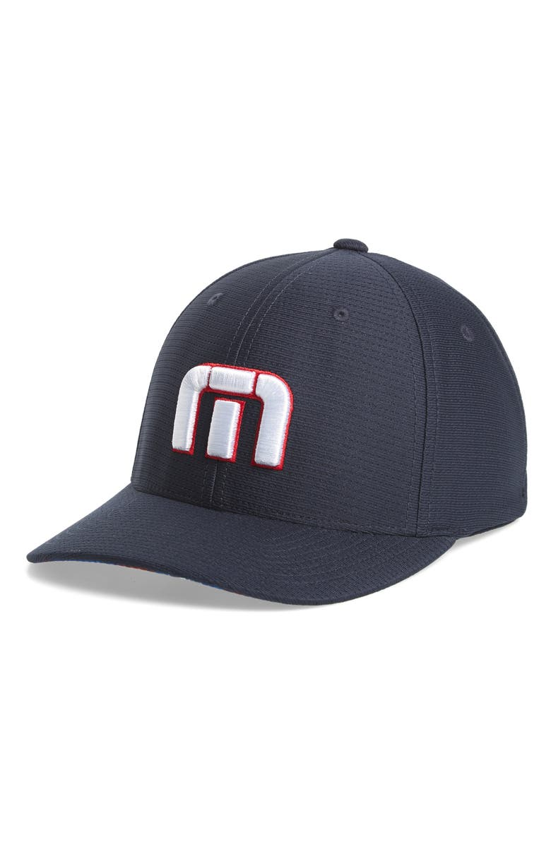 TRAVISMATHEW Undercover Baseball Cap, Main, color, 400