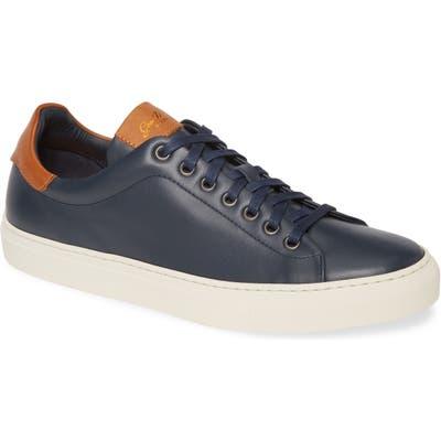 Good Man Brand Legend Low Top Sneaker- Blue